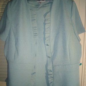 Danny & Nicole New York 2 pc skirt suit size 16